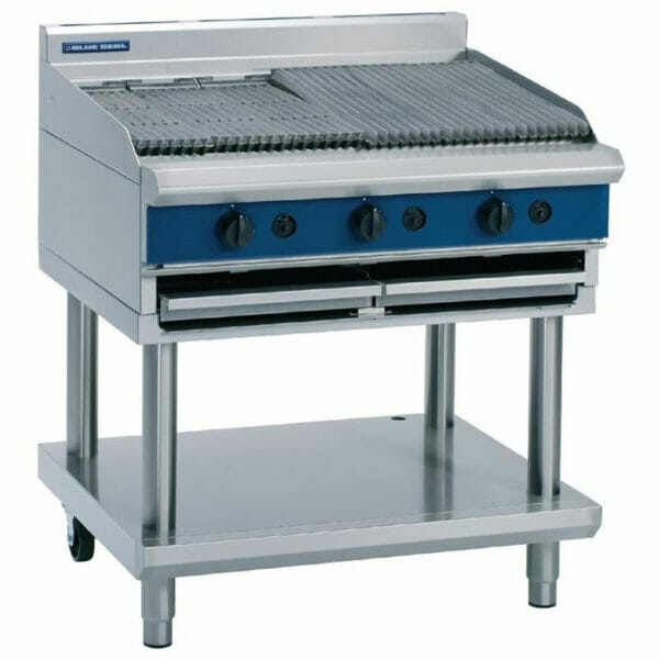 Blue Seal Gas Chargrill - G596 LS - Image