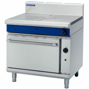 Blue Seal Gas Static oven - G570 Solid Top - Image