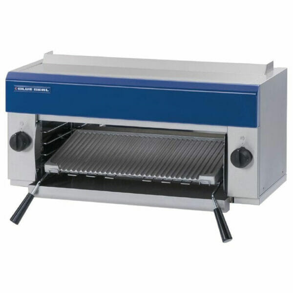Blue Seal Static oven - E91B Electric Salamander - Image