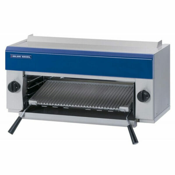 Blue Seal Static oven - G91B Infra Red Gas Salamander - Image