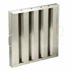S/S Baffle Filter - Image 1